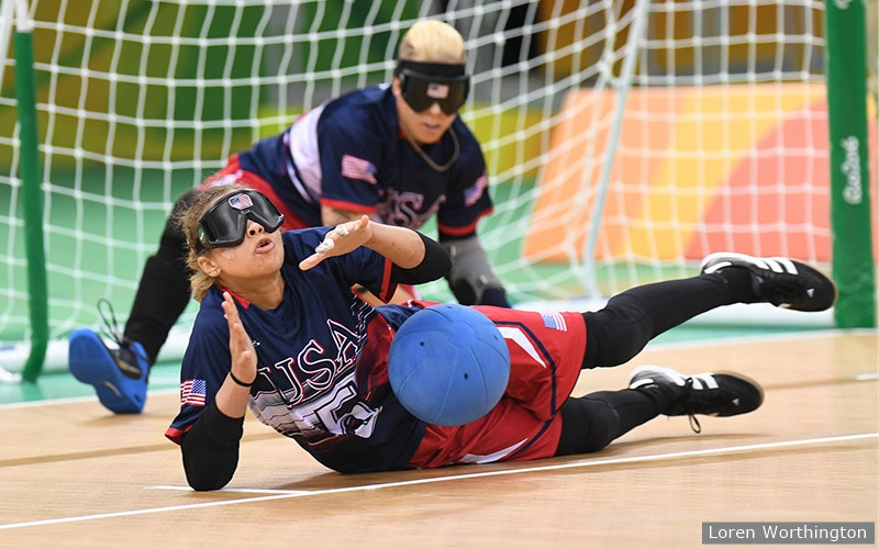 Picture of Goalball