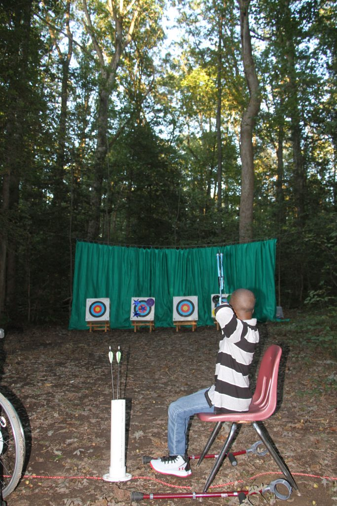 photo of archery