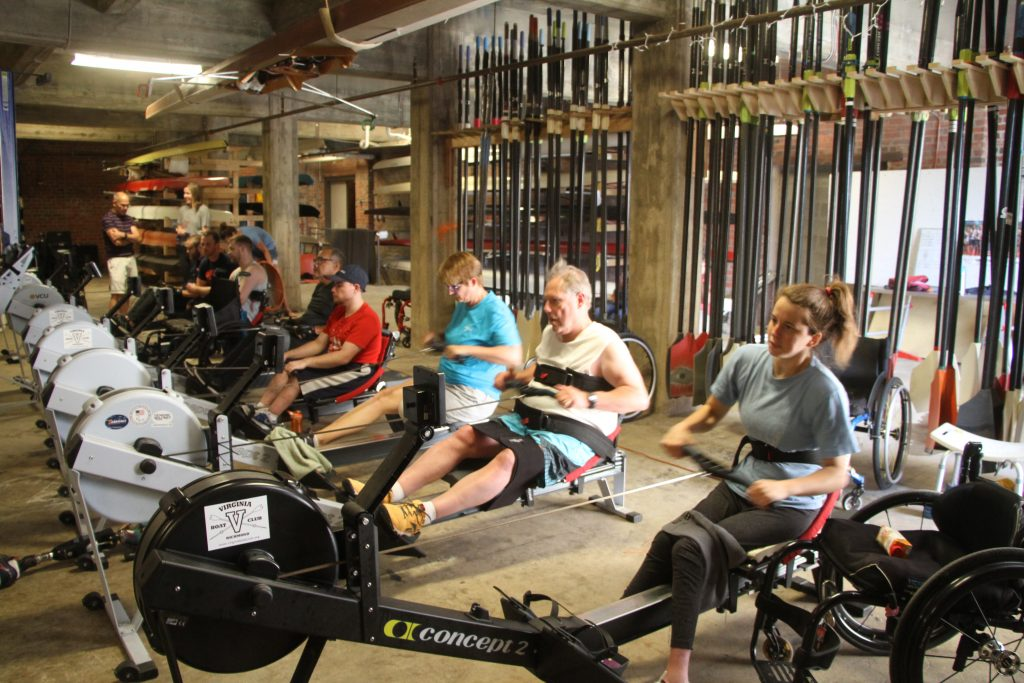 group erging